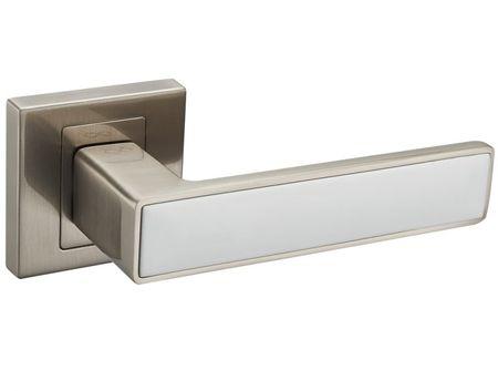 Infinity Line Concept 300/800 satina/biela - kľučka na dvere - bez rozety
