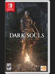 Dark Souls: Remastered (SWITCH)