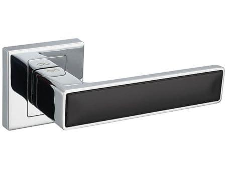 Infinity Line Concept 700/200 chróm/čierny- kľučka na dvere - bez rozety