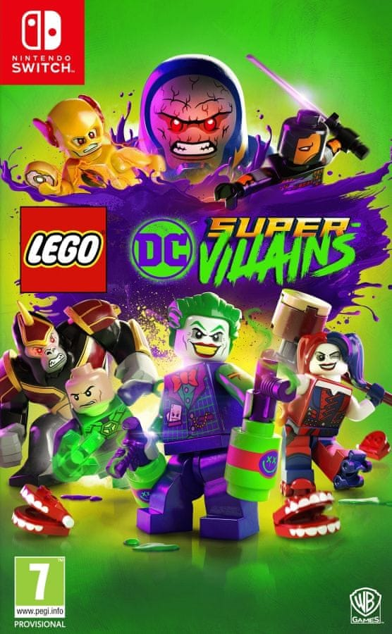 LEGO DC Super-Villains (SWITCH)