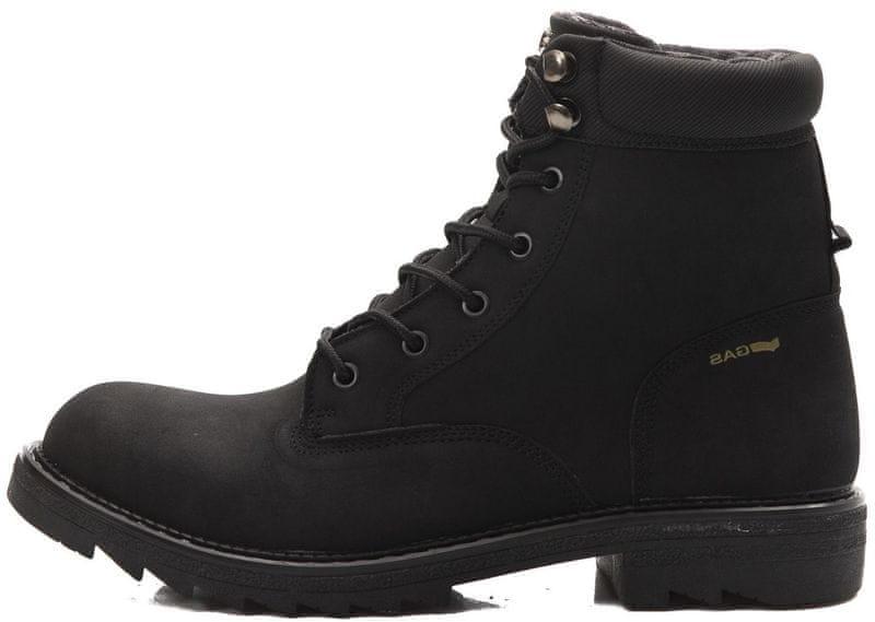 d098c9415805 GAS pánská kotníčková obuv 42 černá