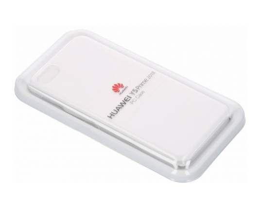 Huawei zaščita zadnjega dela za Huawei Y5, prozorna