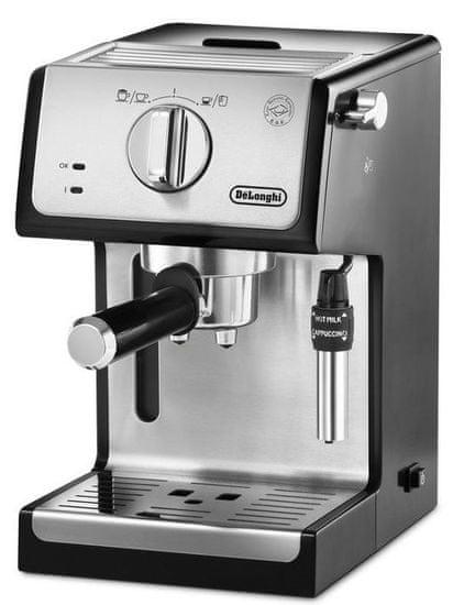 De'Longhi pákový kávovar ECP 35.31 - použité