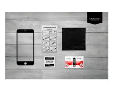 MyScreen Protector zaščitno steklo za iPhone X, Xs , Full screen Edge 2,5D Glass, črno