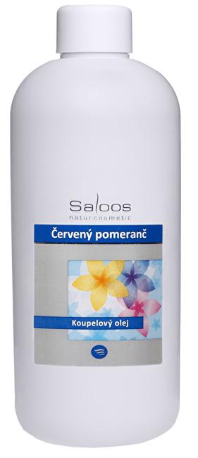 Saloos Koupelový olej - Červený pomeranč (Objem 500 ml)