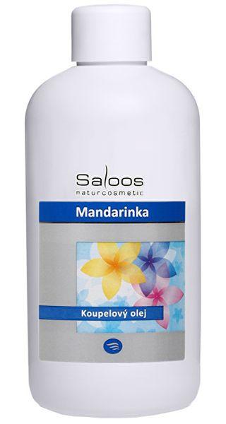 Saloos Koupelový olej - Mandarinka (Objem 500 ml)