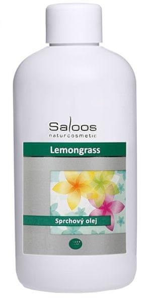 Saloos Sprchový olej - Lemongrass (Objem 500 ml)