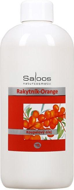 Saloos Koupelový olej - Rakytník-Orange (Objem 500 ml)