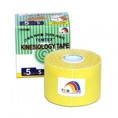 TEMTEX Tejp. TEMTEX kinesio tape 5 cm x 5 m