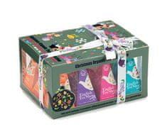 English Tea Shop Vánoční sada 12 pyramidových sáčků - Ozdoby (Varianta Ozdoby)