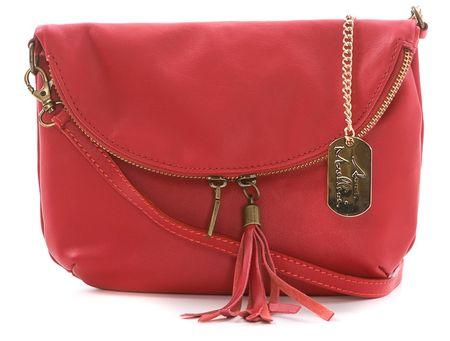Anna Morellini ženska ročna torbica rdeča