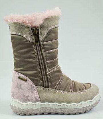 Primigi dekliški zimski čevlji 32, sivi