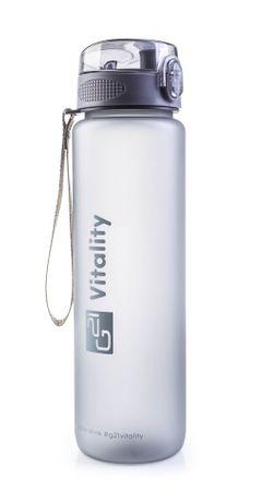 G21 butelka na napój 1000 ml szara matowa