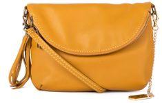 Anna Morellini ženska torbica, rumena