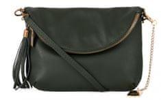 Anna Morellini ženska torbica, temno zelena