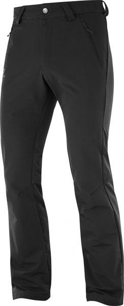 Salomon Wayfarer Warm Pant M Black 48/R
