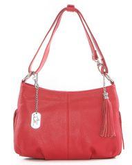 Anna Morellini rdeča torbica