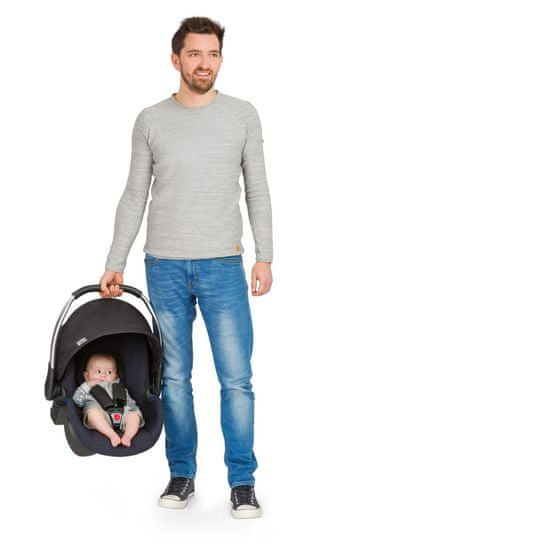 Hauck Fotelik samochodowy Comfort Fix