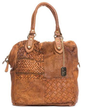 Anna Morellini ženska torbica, rjava