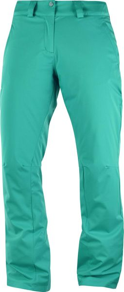 Salomon Stormpunch Pant W Waterfall S 2896f47378