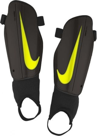 Nike Charge Football Shin Guard Black M