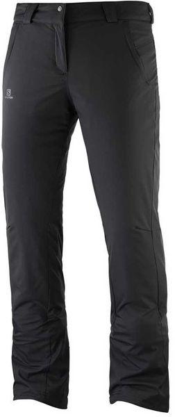 Salomon Stormseason Pant W Black L/R
