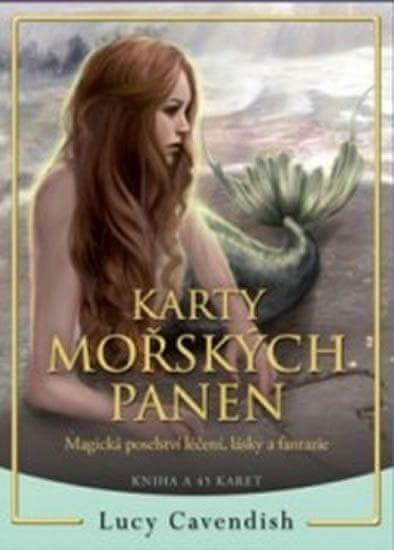 Cavendish Lucy: Karty mořských panen - Magická poselství léčení, lásky a fantazie