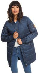 Roxy Dámská bunda Fade Out Dress Blues ERJJK03255-BTK0