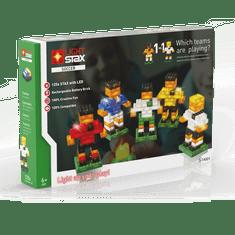 Light Stax Svítící stavebnice Soccer (1-vs-1)