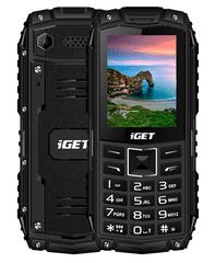 iGET Defender D10, Black