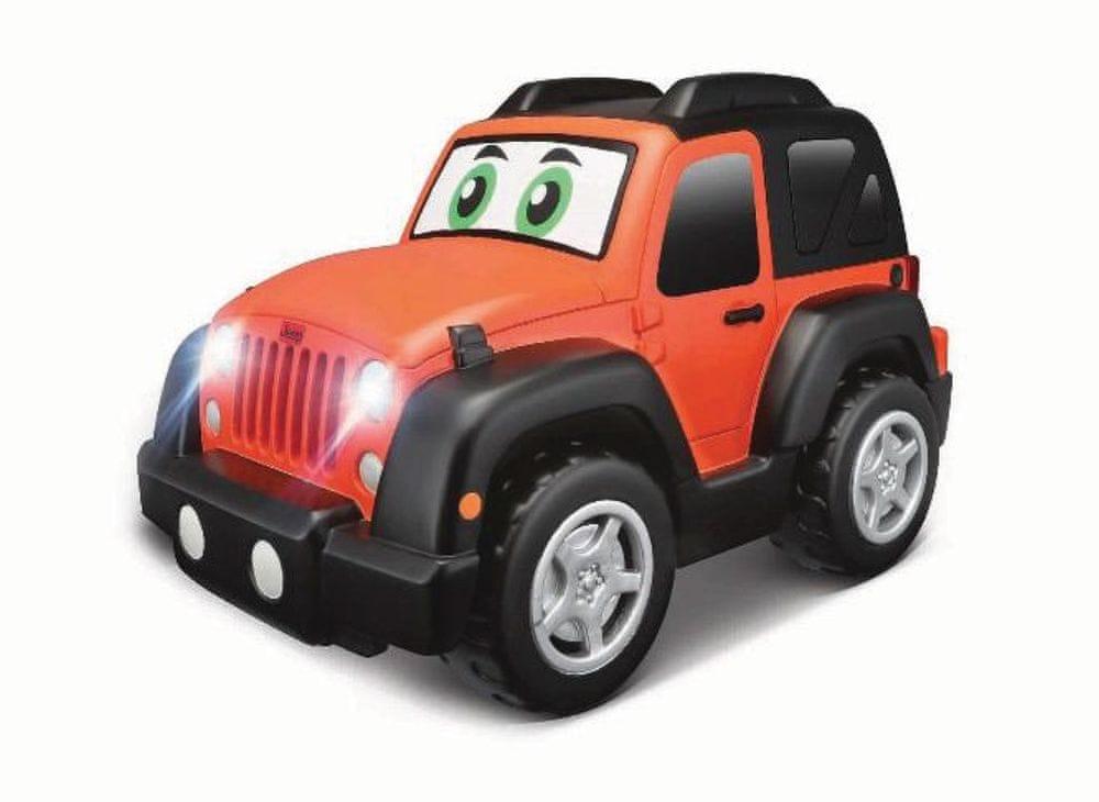 EP Line Jeep RC s volantem