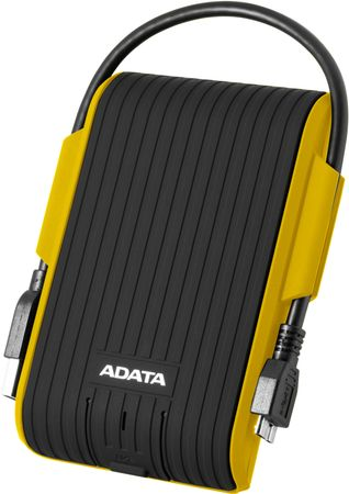 A-Data HD725 - 2TB, žlutá (AHD725-2TU31-CYL)