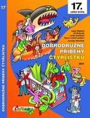 Štíplová Ljuba, Němeček Jaroslav,: Dobrodružné příběhy Čtyřlístku