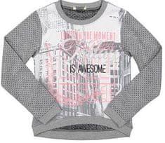 Dirkje dekliški pulover z vzorcem