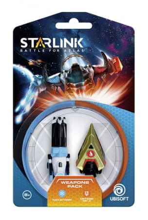 Ubisoft igralni set Starlink Weapon Pack: Hail Storm & Meteor