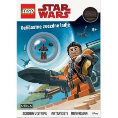 LEGO Star Ward: Veličastne zvezdne ladje