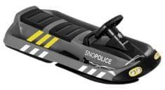 HAMAX Sno POLICE šedý/černý