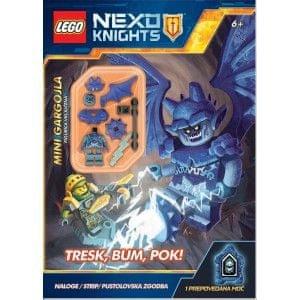 LEGO Nexo Knights: Tresk, bum, pok!