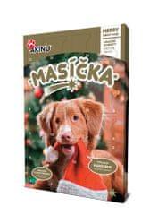 Akinu adventní kalendář pro psy MASÍČKA 250g