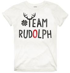 Christmas T-shirt ženska majica kratkih rukava Team Rudolph