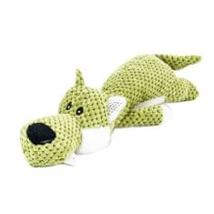 Akinu igrača za pse iz pliša WOLF, 39 cm