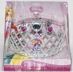 ADC Blackfire Księżniczka Disneya - Korona i biżuteria dla księżniczki