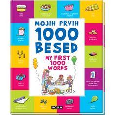 Jan Lewis: Mojih prvih 1000 besed angleščina