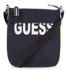 Guess pánská tmavě modrá crossbody taška