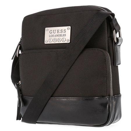 Guess pánská černá crossbody taška  633af58f43a