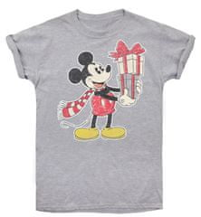 Christmas T-shirt ženska majica kratkih rukava Mickey Christmas