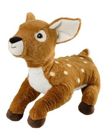 Warmies otroški termofor s sivko, Bambi