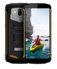 iGET GSM telefon Blackview BV5800, rumen + darilo: Bluetooth zvočnik