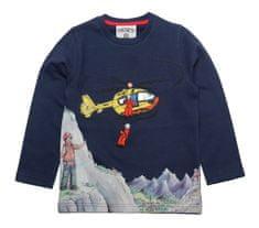 Gelati chlapecká mikina s vrtulníkem
