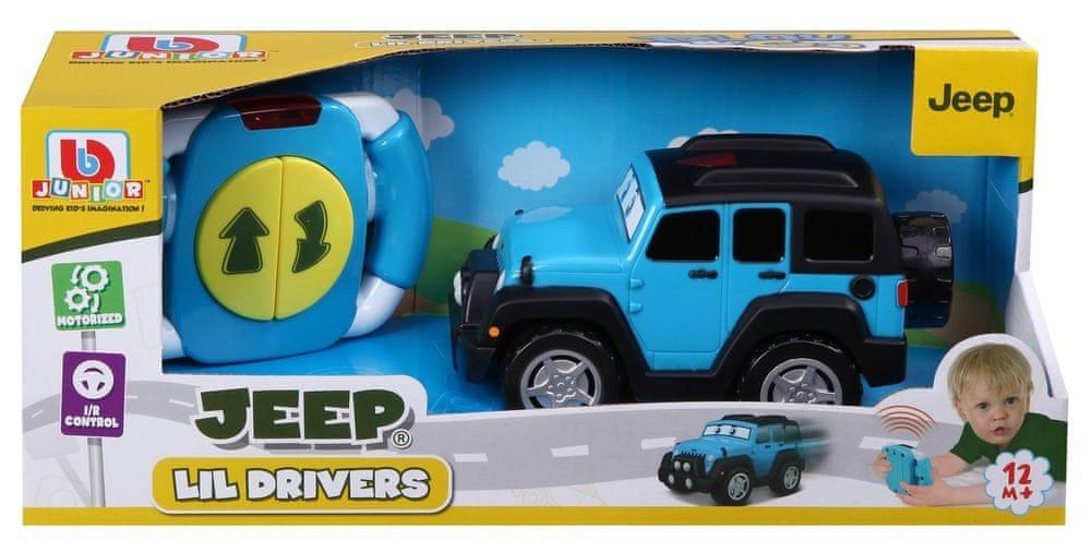 EP Line Jeep na dálkové ovládání